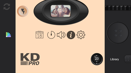 KD Pro Disposable Camera for PC