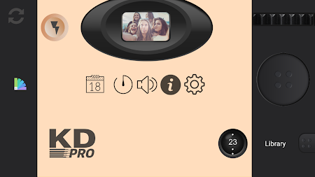 KD Pro Disposable Camera APK screenshot thumbnail 1