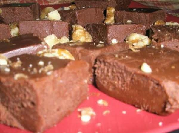 Sensibly Delicious Fudge Recipe