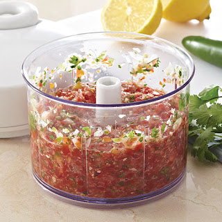Pampered Chef Salsa Recipes