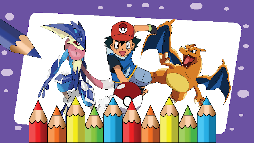 Indir Coloring Book For Ashe Pokemnn Apk Son Surumu App88