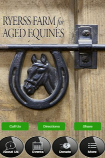 Ryerss Farm For Aged Equines