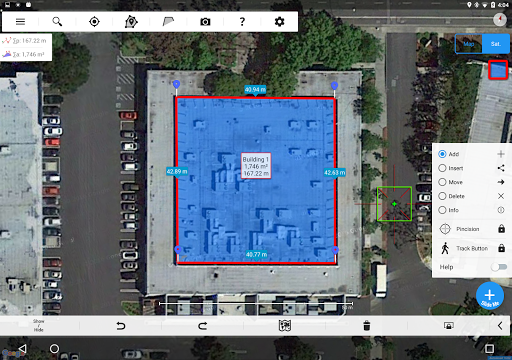 Measure Map Lite 4.0.0 screenshots 8