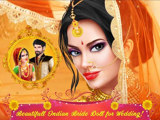 Indian Bride Doll Salon For Wedding 1.0.6 screenshots 1