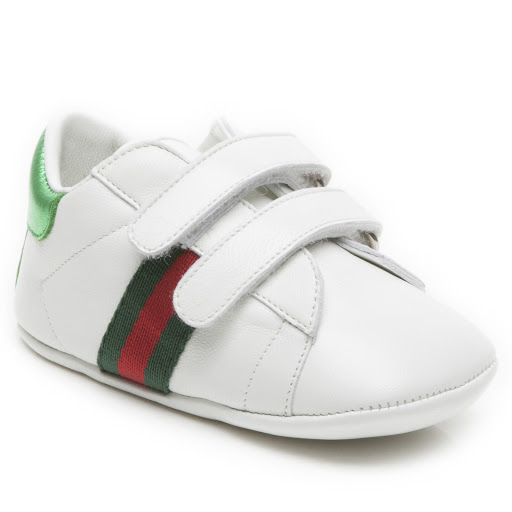 Primary image of Gucci Web Strap Trainer