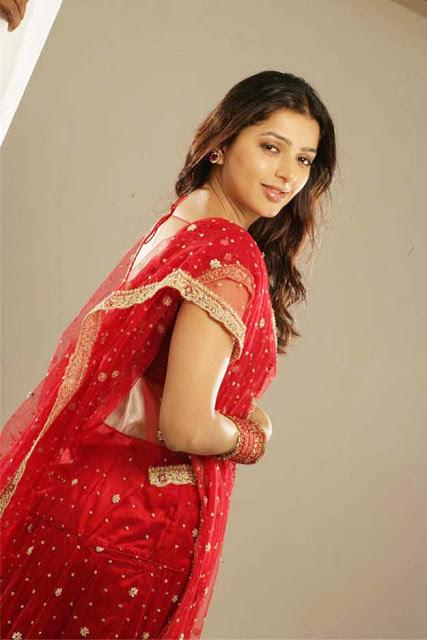 Bhumika Chawla in traditional dress, Bhumika Chawla MS Dhoni Sister role