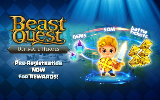 Beast Quest Ultimate Heroes screenshot 17