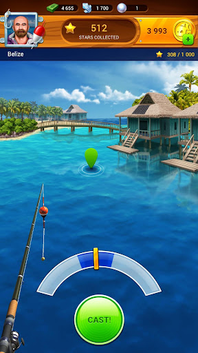 Fishing Town: 3D Fish Angler & Building Game 2020 android-1mod screenshots 1