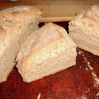 Brown Bread – Whole Wheat Irish Soda Bread.