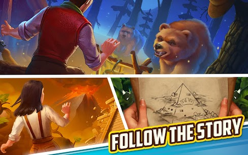 Klondike Adventures Mod Apk Download For Android and Iphone 4