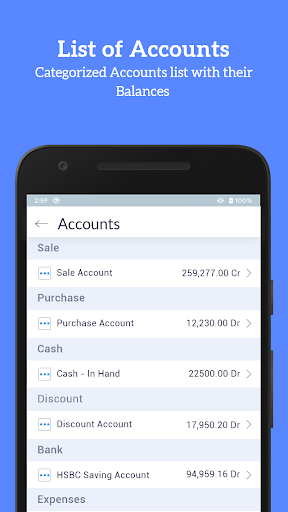 Accounting Bookkeeping - Invoice Expense Inventory 1.75 screenshots 4