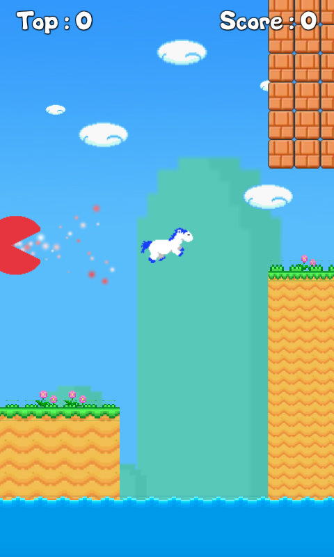 Jumping Run- screenshot