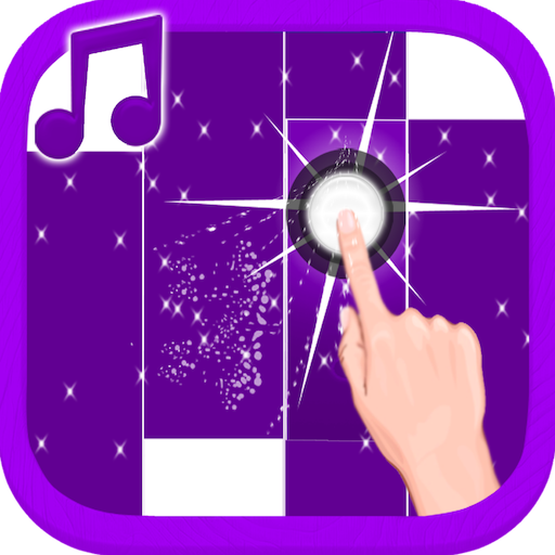 Music Piano : Magic Tiles Purple