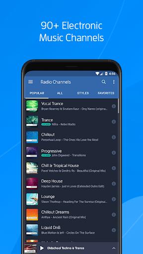 Digitally Imported Radio screenshot 1