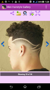 Men Hairstyle Gallery - náhled