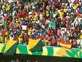Photo: 23/06/13 - Spain v Nigeria (Confederations Cup Group B at Castelao Stadium Fortaleza Brazil) 3-0 - contributed by Gary Spooner