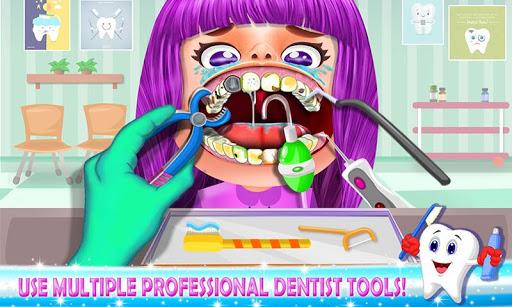 My Dentist Dental Clinic Teeth Doctor Dentist Game 1.0 screenshots 4