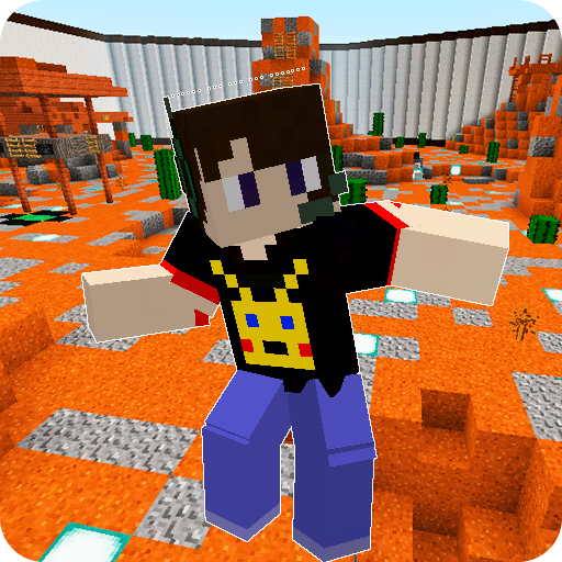 App Insights: Volcano RUN parkour  Map for Minecraft PE