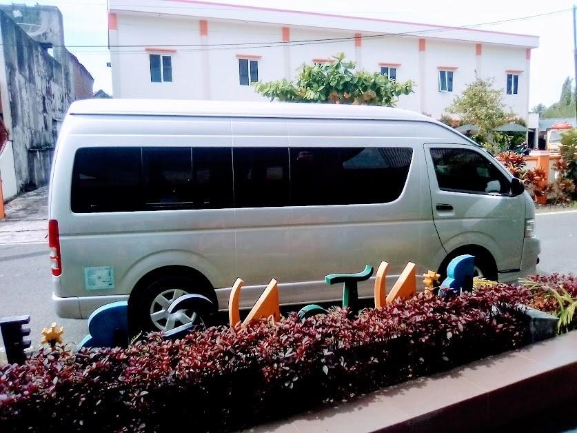 Sewa Hiace Belitung