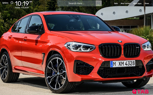 BMW Cars Wallpapers HD Theme
