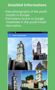 Best Rated Youthhostels Europe screenshot 3
