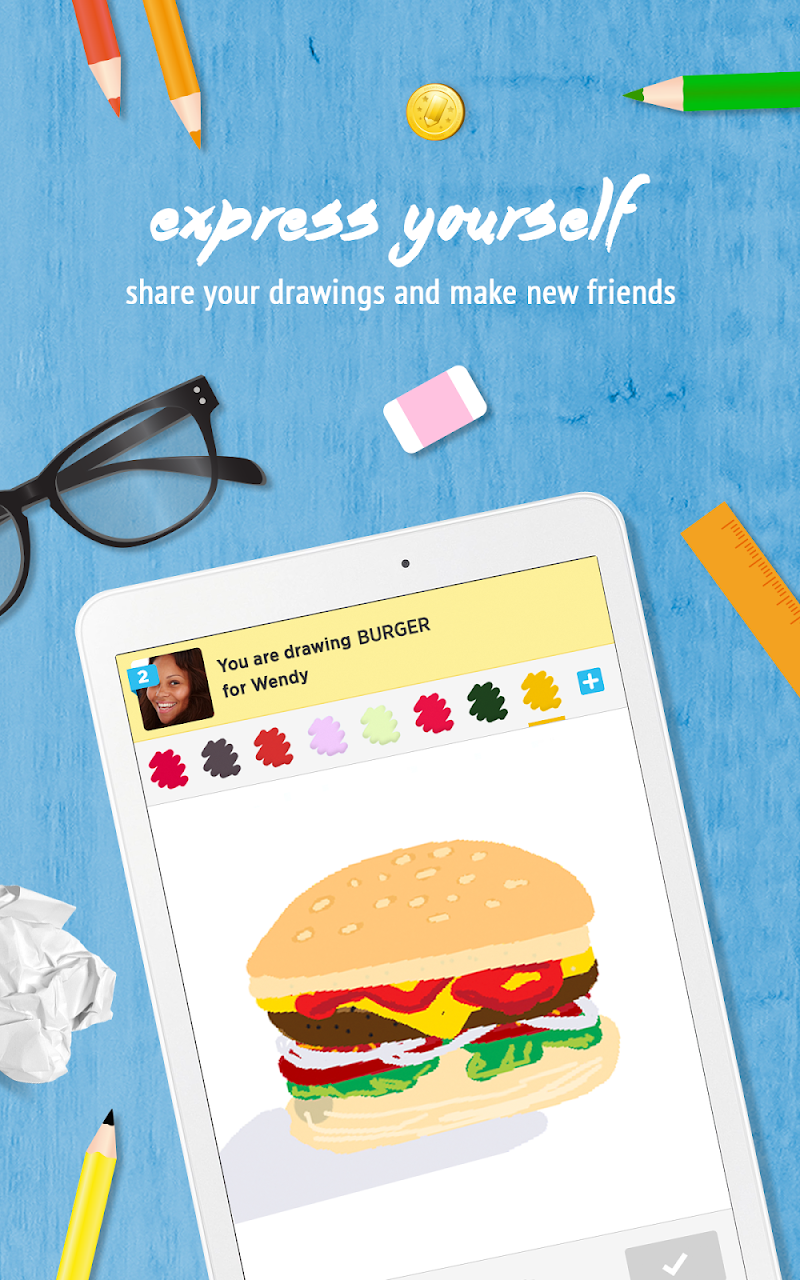 Draw Something Screenshot 8