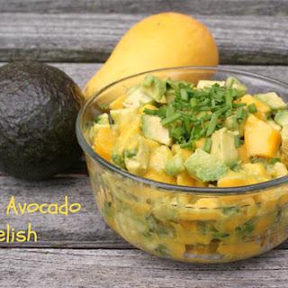 Mango Avocado Relish