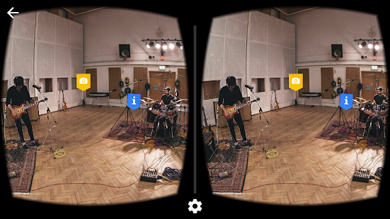 Inside Abbey Road - Cardboard Screenshot