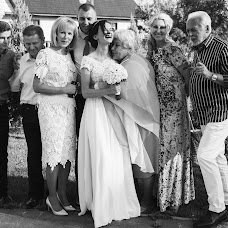 Wedding photographer Nazar Luniv (nazarluniv). Photo of 08.09.2018