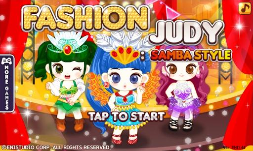 Fashion Judy : Samba Style