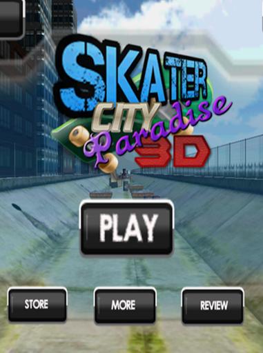 Skater City Paradise