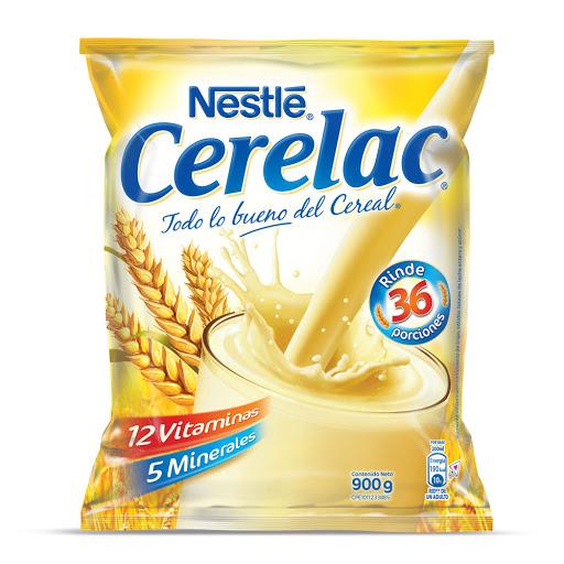 cereal infantil cerelac bolsa 900 gr