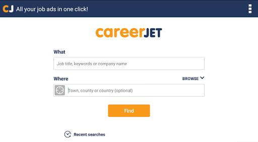 Jobs - Job Search - Careers Screenshots 9