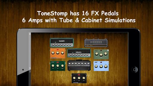 Guitar Amp & Guitar FX Pedals screenshot 4
