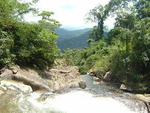 Photo: Level 16 of Khao Soi Dao waterfall stream