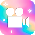 Video Düzenleyici/Video Maker,Fotoğraf,Müzik,Kesim icon