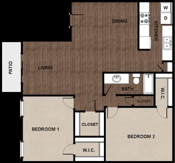 Go to Plan C Floorplan page.