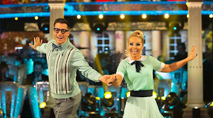 Katie Piper went on a personal journey on Strictly