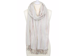 The Easy School Run Look Scarf