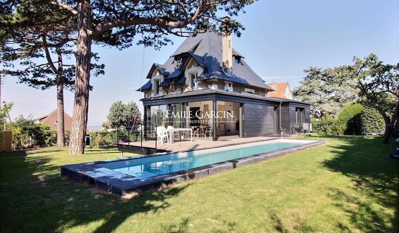Maison avec piscine Trouville-sur-Mer