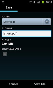 Download Blazer Screenshot