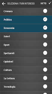 Corriere UP- miniatura screenshot