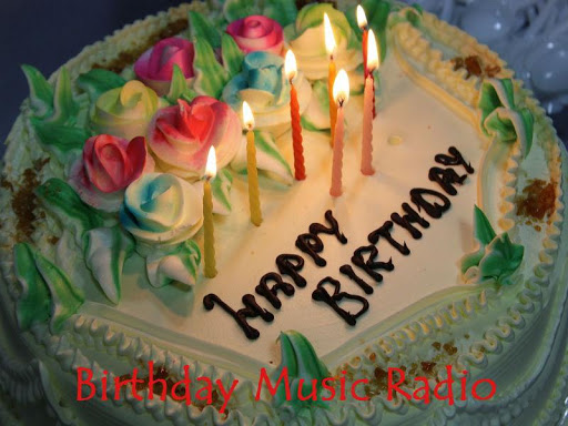 Birthday Music Radio