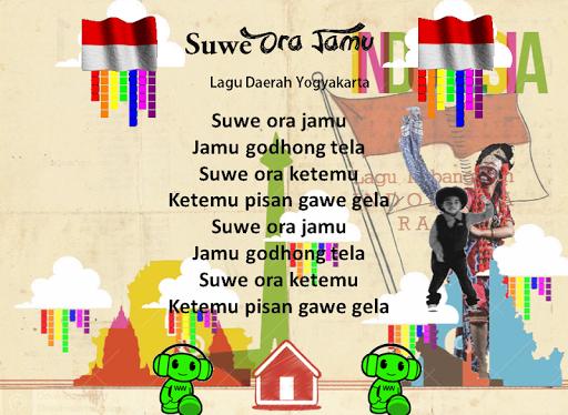 Lagu Anak Daerah Indonesia