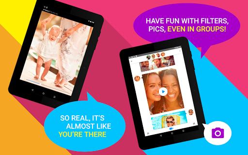 Glide - 視像訊息|玩通訊App免費|玩APPs
