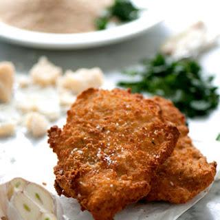 Garlic Parmesan Crusted Chicken
