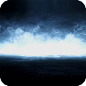 Dark Smoke Live Wallpaper icon