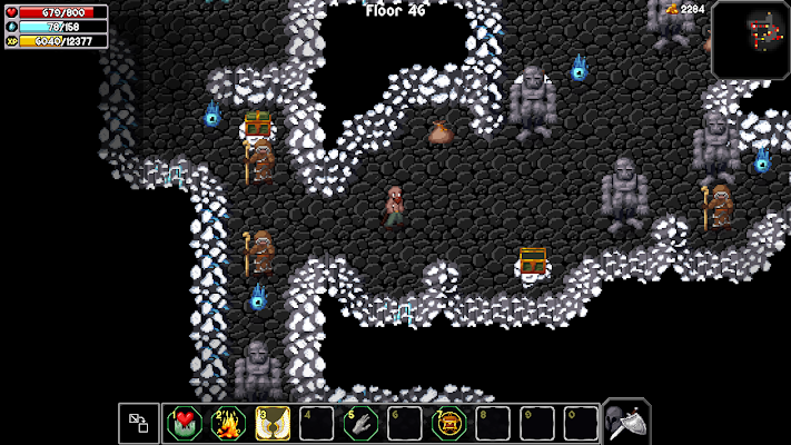 The Enchanted Cave 2 - screenshot