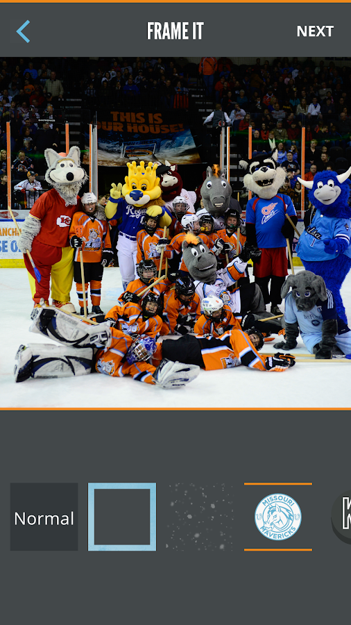 Missouri Mavericks- screenshot