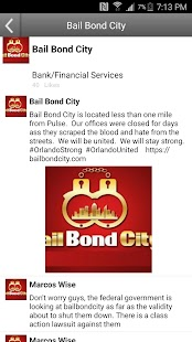 Bail Bond City BondsAway App- screenshot thumbnail